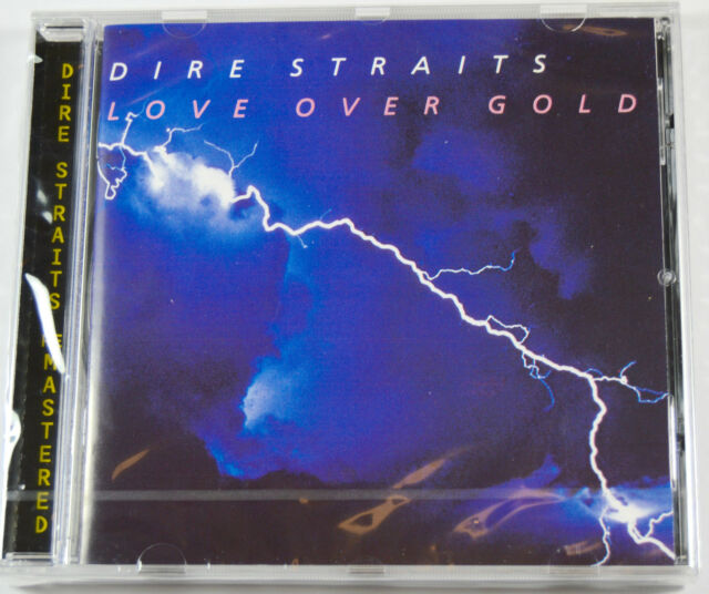 Dire Straits - Love Over Gold - REMASTERED - CD NEW & SEALED Mark Knopfler