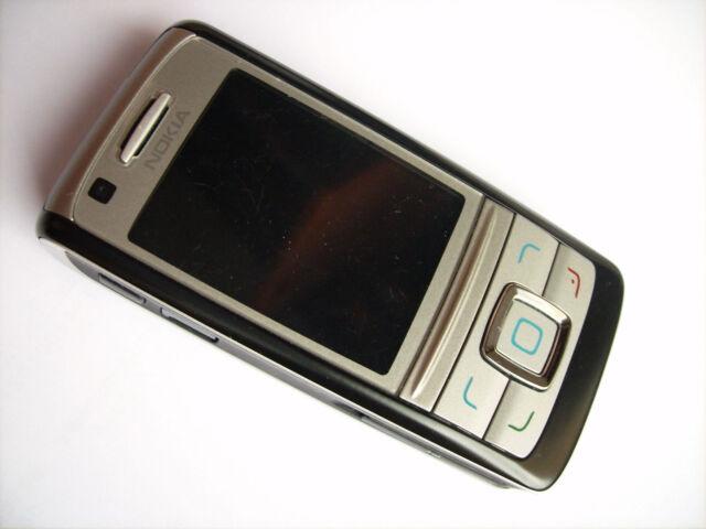 Nokia  6280 - Schwarz (Ohne Simlock) Handy TOPZUSTAND