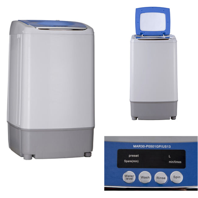 Midea 0.9 CF Portable Compact Washer Washing Machine | eBay