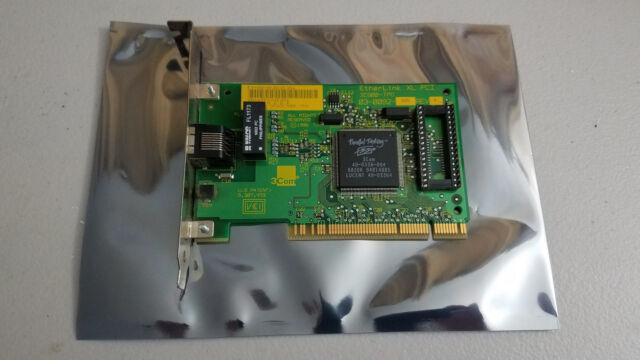 3Com EtherLink XL PCI Combo NIC (3C900-COMBO) - drivers for windows 7