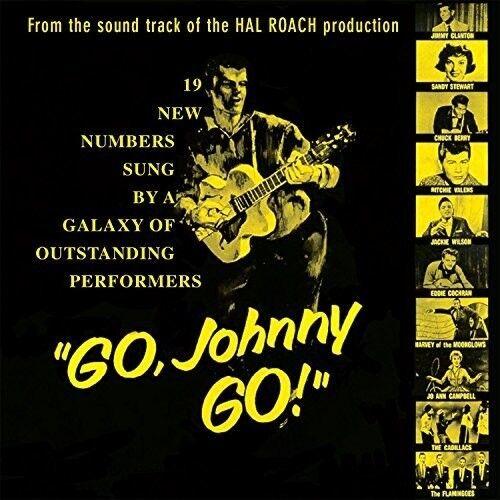 Go Johnny Go (Original Soundtrack) [New CD] UK - Import