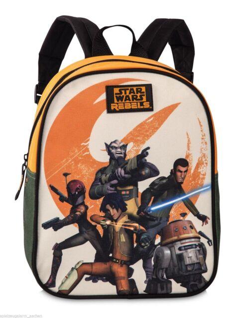 Star Wars Rucksack Kinderrucksack Star Wars Rebels NEU Disney Fabrizio