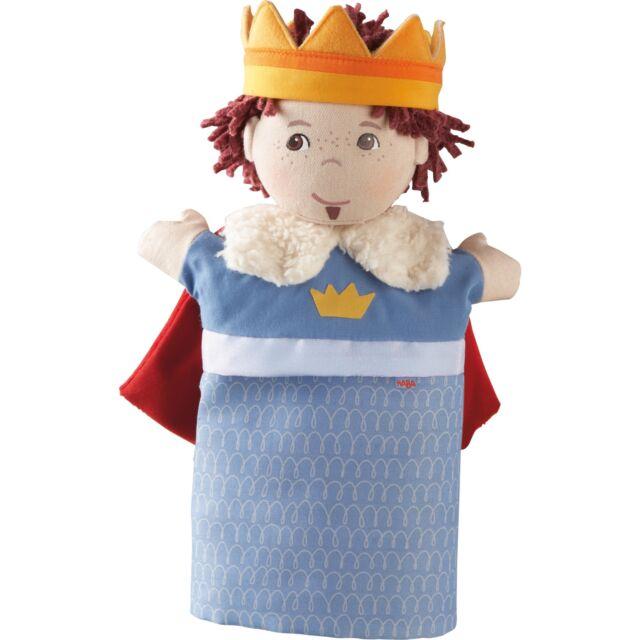 HABA Handpuppe Prinz, Spielfigur