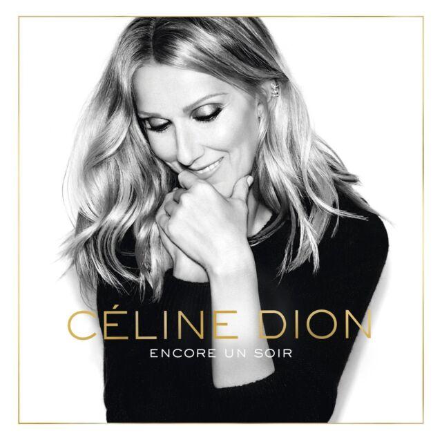 CÉLINE DION - ENCORE UN SOIR   CD NEU