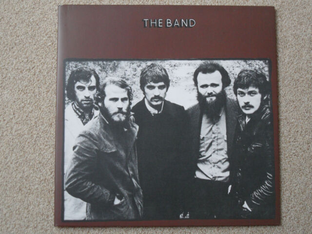 The Band (1 Vinyl LP) von The Band (2015)