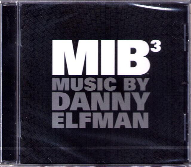 MAN IN BLACK 3 MIB Danny Elfman OST Soundtrack CD Spiky Bulba Will Smith NEU OVP
