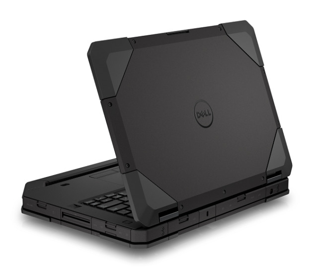 Dell Laude 14 Rugged Ext 5404 Laptop Touch Ci5 4310u 8gb 256gb