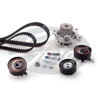 VW LT 2D 2.5D Timing Belt & Water Pump Kit 96 to 06 Set Gates VOLKSWAGEN Quality