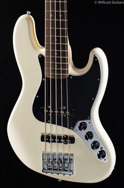 Circuito Jazz Bass Deluxe : Fender deluxe active jazz bass v rosewood