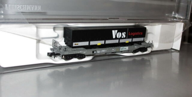 Fleischmann N 845362 NS (NL)/Trailstar Einheitstaschenwagen Vos Epoche: V _ N327