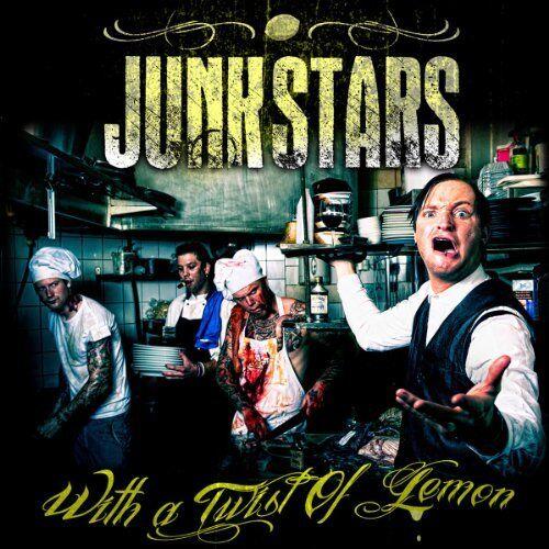 Junkstars - With A Twist Of Lemon [CD]