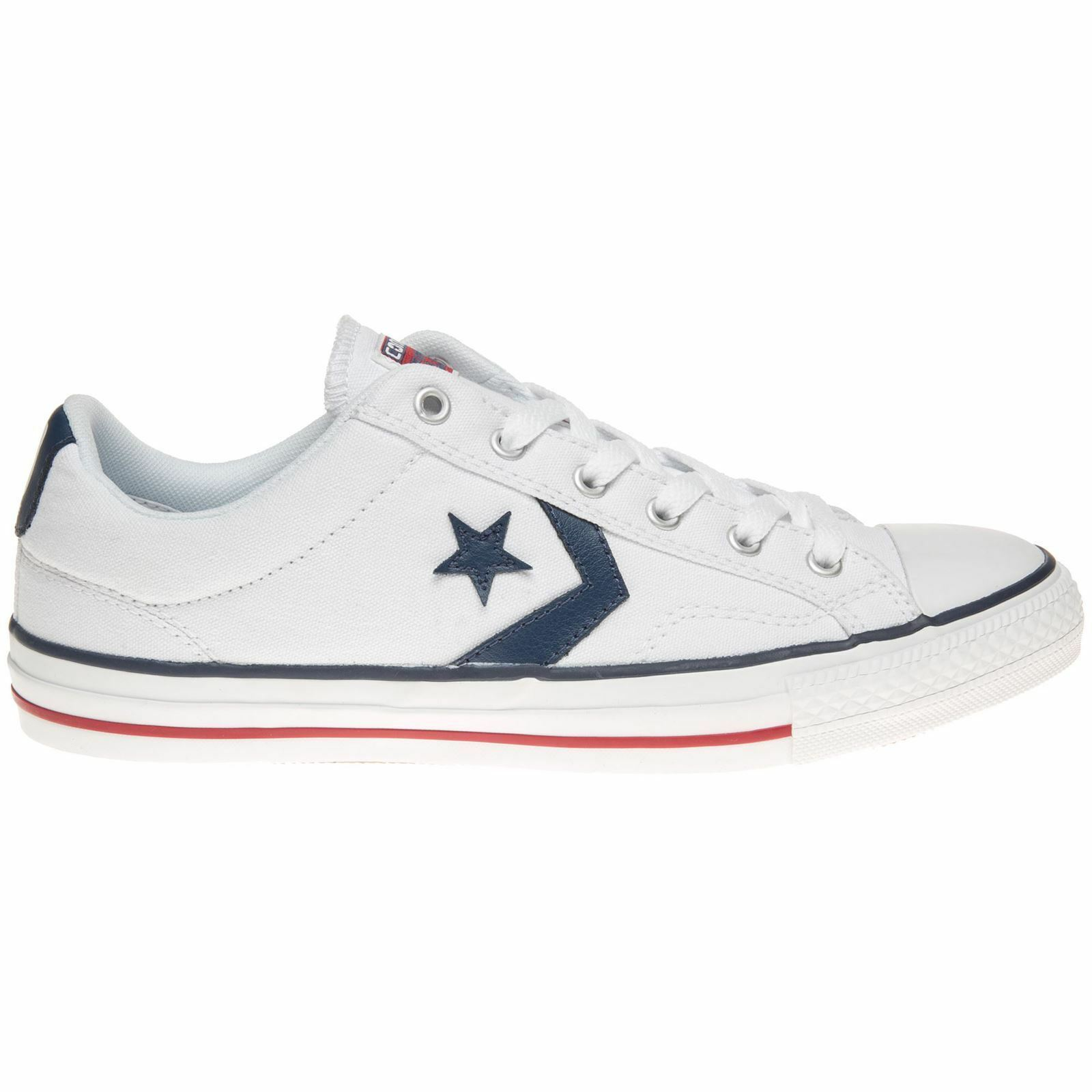 converse star player ox size 6