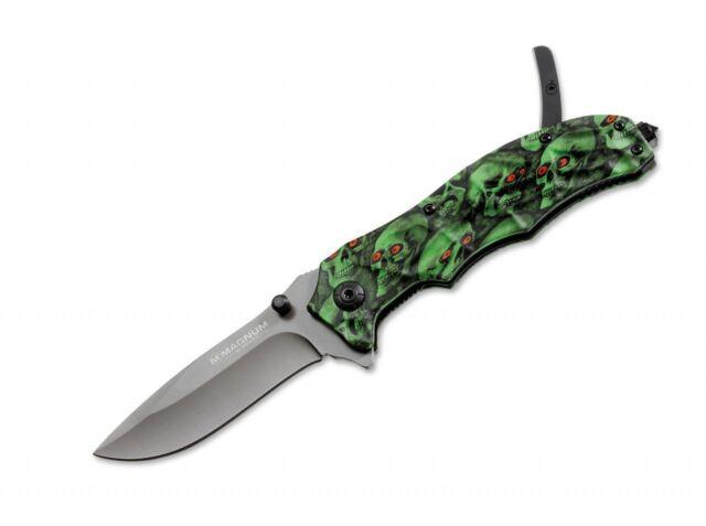 BÖKER Magnum Hades Rescue Messer EINHANDMESSER 01LG293 Sonderpreis UVP 27,95