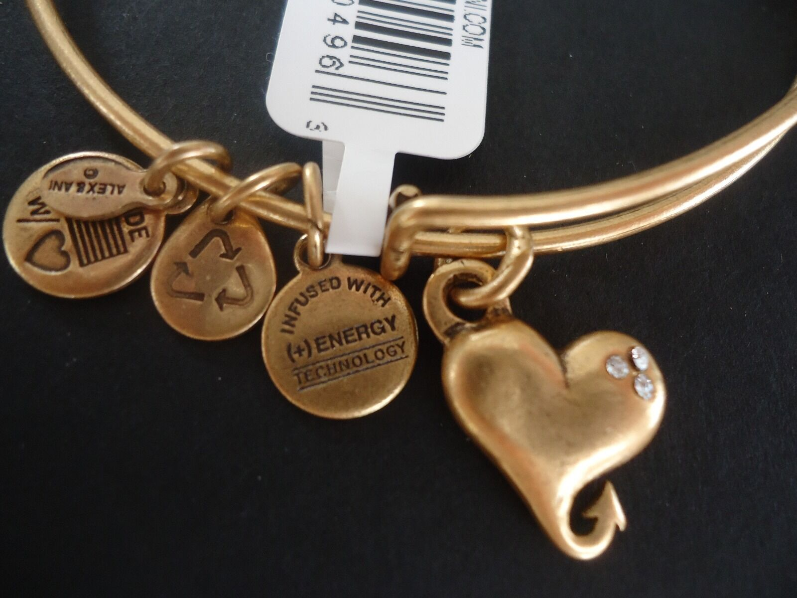 alex ani inc chain time ankh and pull infinity bracelet solar index
