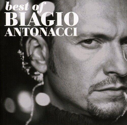Biagio Antonacci - Best of 1989-2000 [New CD] Italy - Import