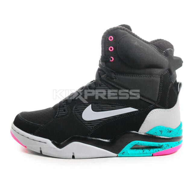 Nike Air Command Force [684715-001] NSW Basketball Black/Wolf Grey-