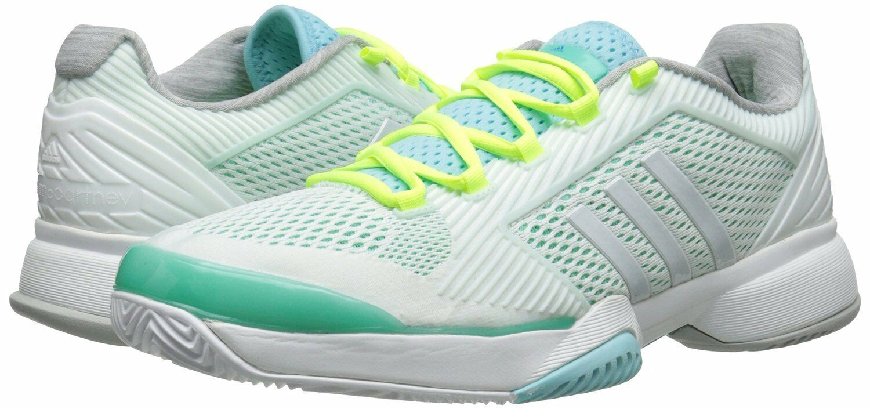 Stella McCartney adidas Barricade zapatillas de tenis Minty verde size