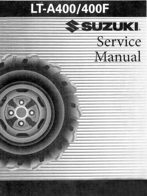 02 03 04 05 06 07 suzuki eiger 400 full service repair manual lt rh ebay com 2005 suzuki eiger 400 owners manual suzuki eiger 400 service manual free download