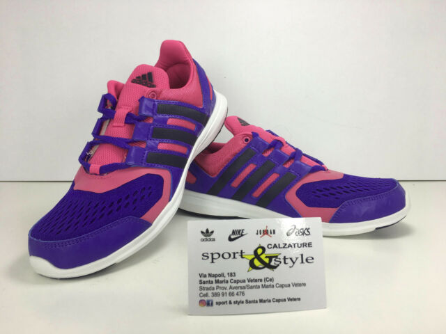 finest selection 610f3 ed8f2 SCARPE N 35 UK 2 1 2 ADIDAS PERFORMANCE HYPERFAST 2.0 K SNEAKERS ART.