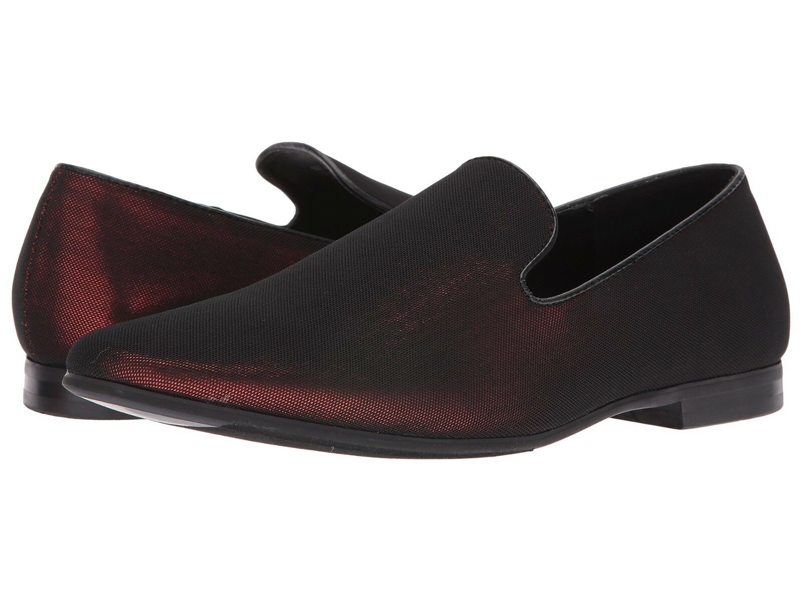 Men's Giorgio Brutini Connell Loafer 7 M Red/black Mesh. About this  product. 10 watching. Picture 1 of 1