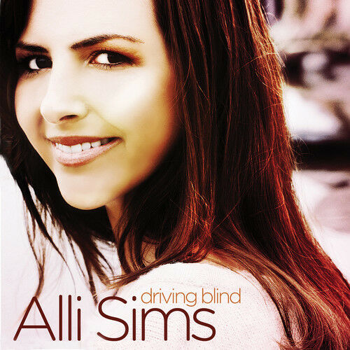 Alli Sims - Driving Blind [New CD] Manufactured On Demand