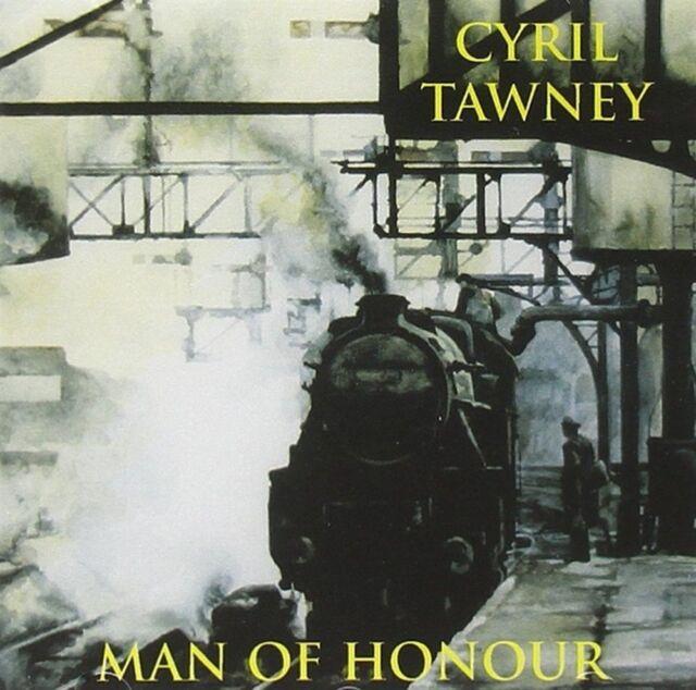 CYRIL TAWNEY – MAN OF HONOUR (NEW/SEALED) CD