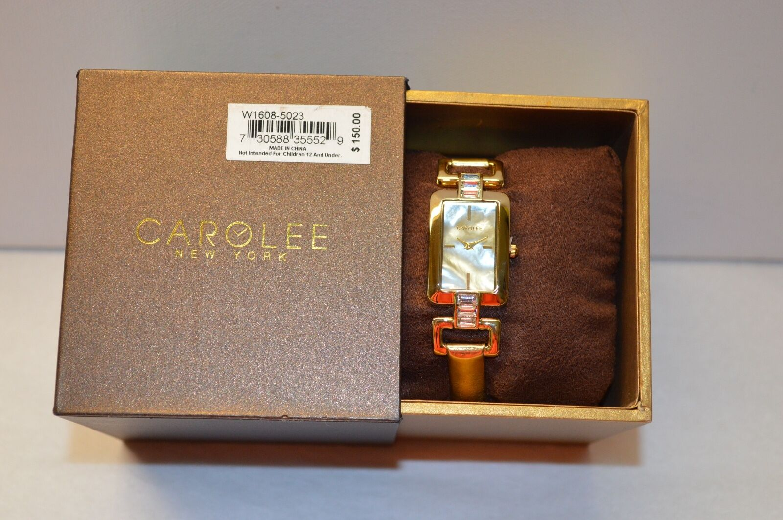 carolee click watch great pocket runs item vintage swiss expand goldtone pendant kd full watches to