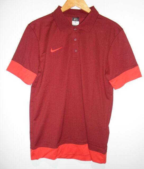 nike t shirt uomo arancione