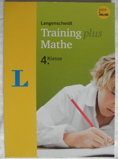 Training plus MATHE 4. Klasse Langenscheidt