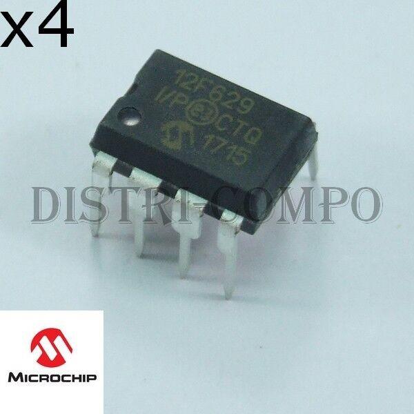 microcontroleur microchip