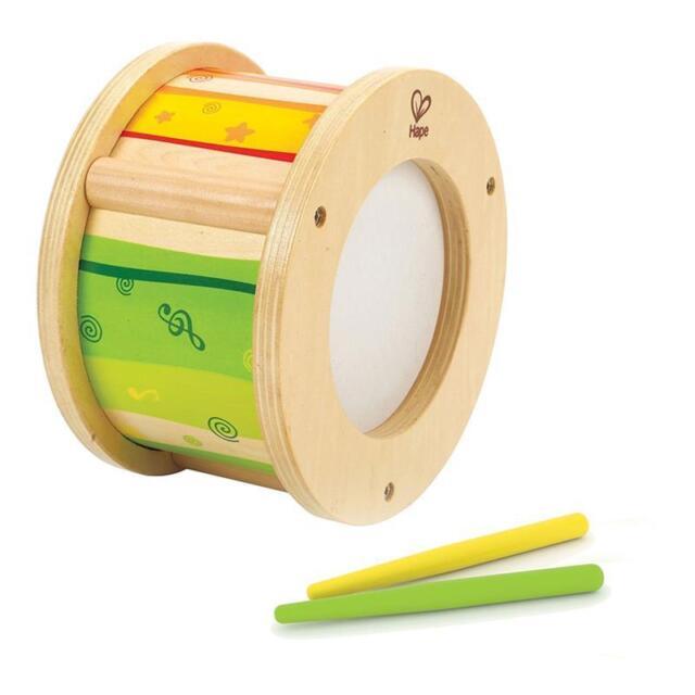 Hape Kinder-Trommel Kleiner Trommler E8167