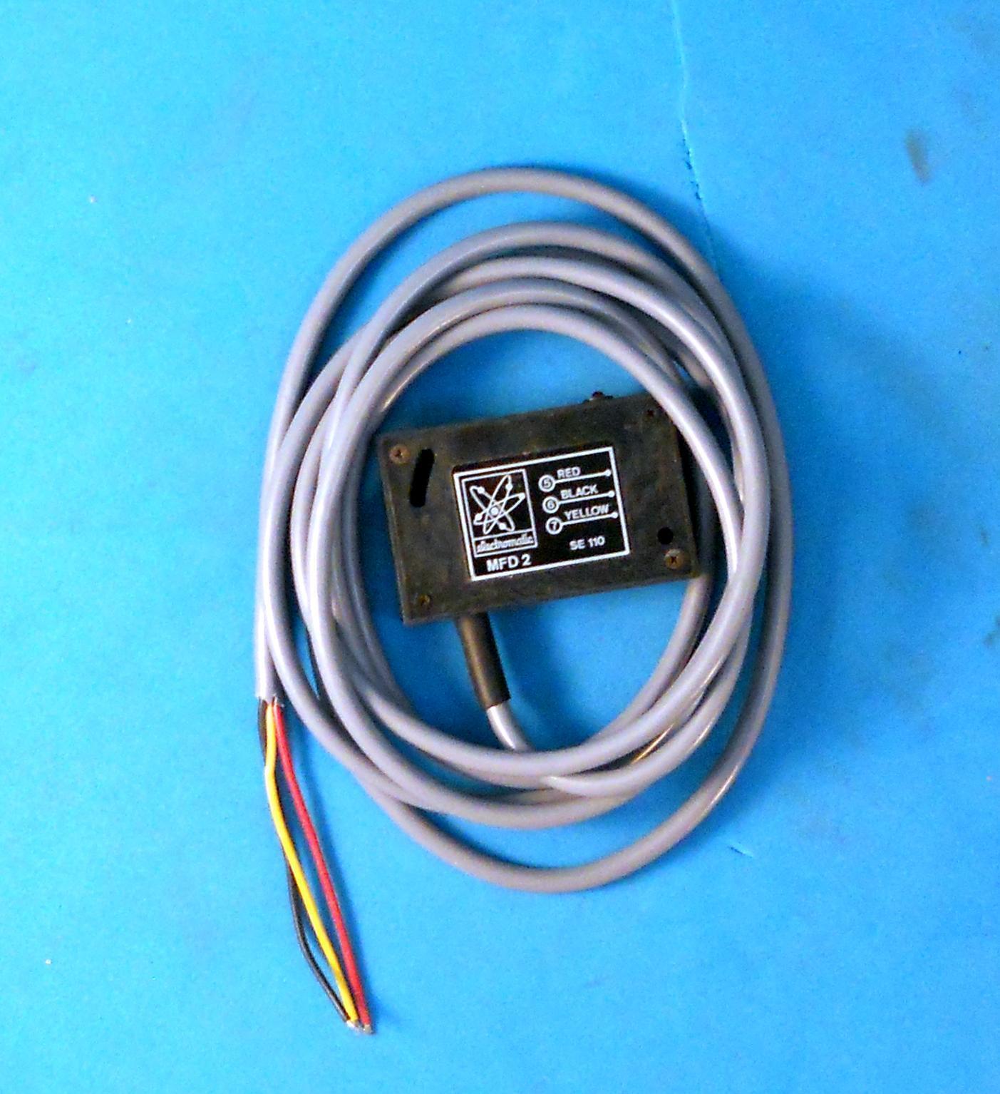Electromatic Mfd-2 Photoelectric Sensor 65589   eBay