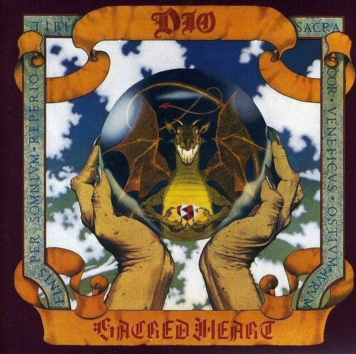 Dio - Sacred Heart [New CD] Holland - Import