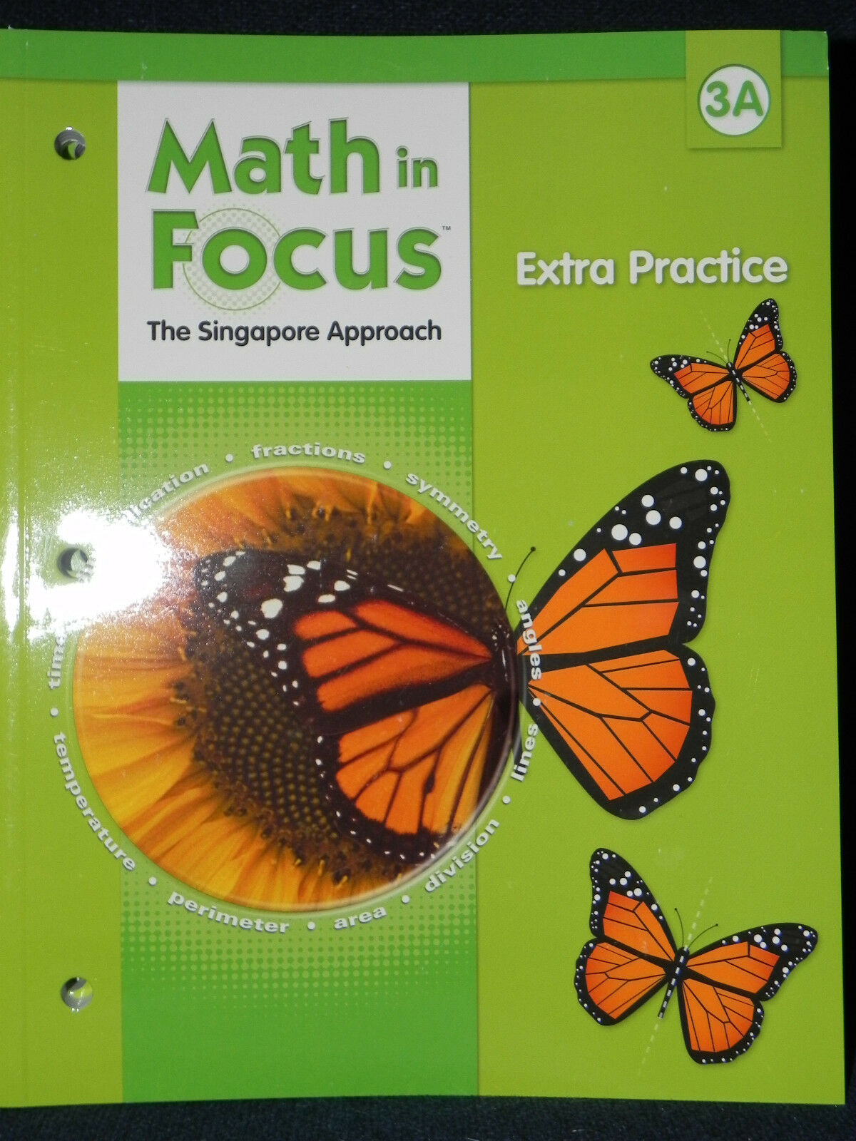 Math in Focus Singapore Math: Houghton Mifflin Harcourt Math in ...