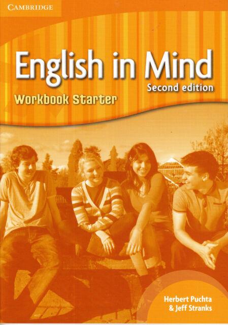Cambridge ENGLISH IN MIND Starter Workbook SECOND EDITION @New@