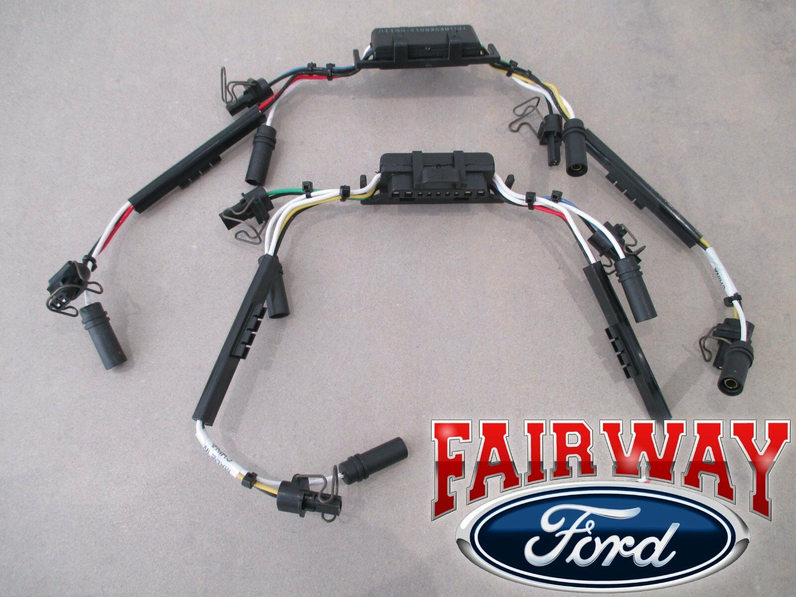 s l1600 99 thru 04 econoline oem ford 7 3l diesel fuel injector wiring 2003 ford f250 fuel injector wiring harness at crackthecode.co