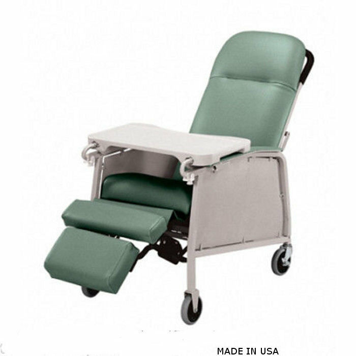 manual mobile chair geri images winco geriatric position recliner reclining convalescent