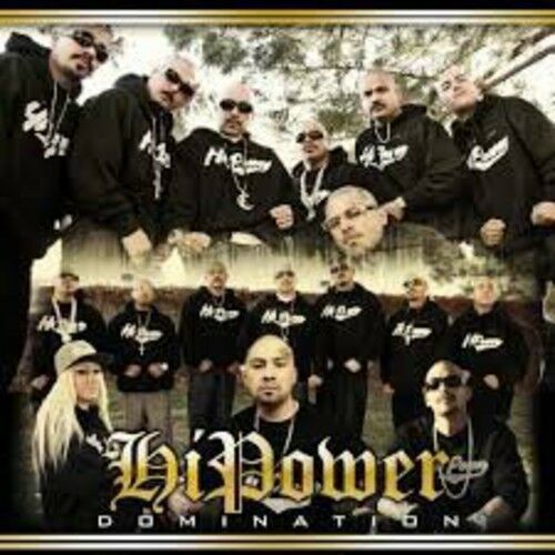 L.A. County South Siders, Xicano Rap - Hi Power Domination [New CD]