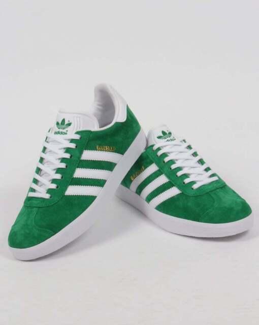Adidas Originals Formateurs En Bb5477 Vert Gazelle - Vert up020ZotL