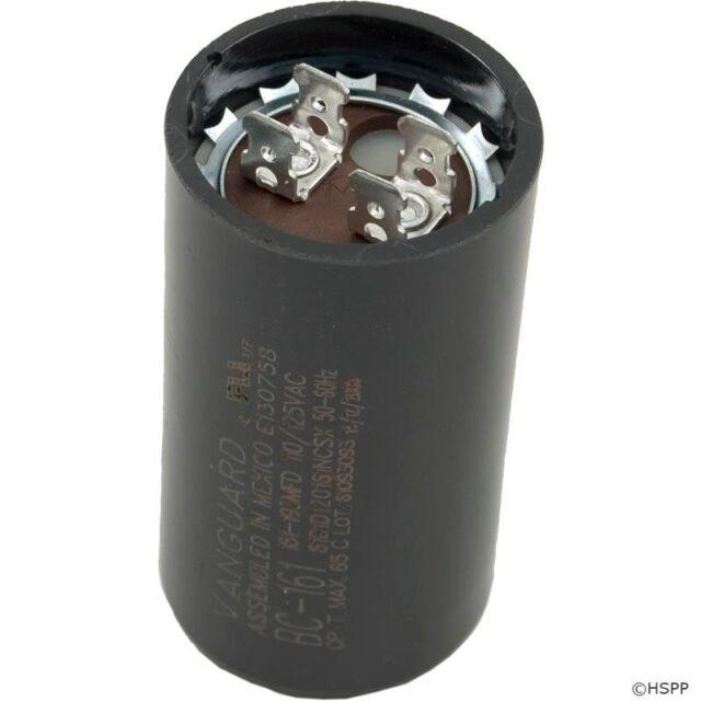 Vanguard Bc 161 115v 161 193 Mfd Start Capacitor For Hot
