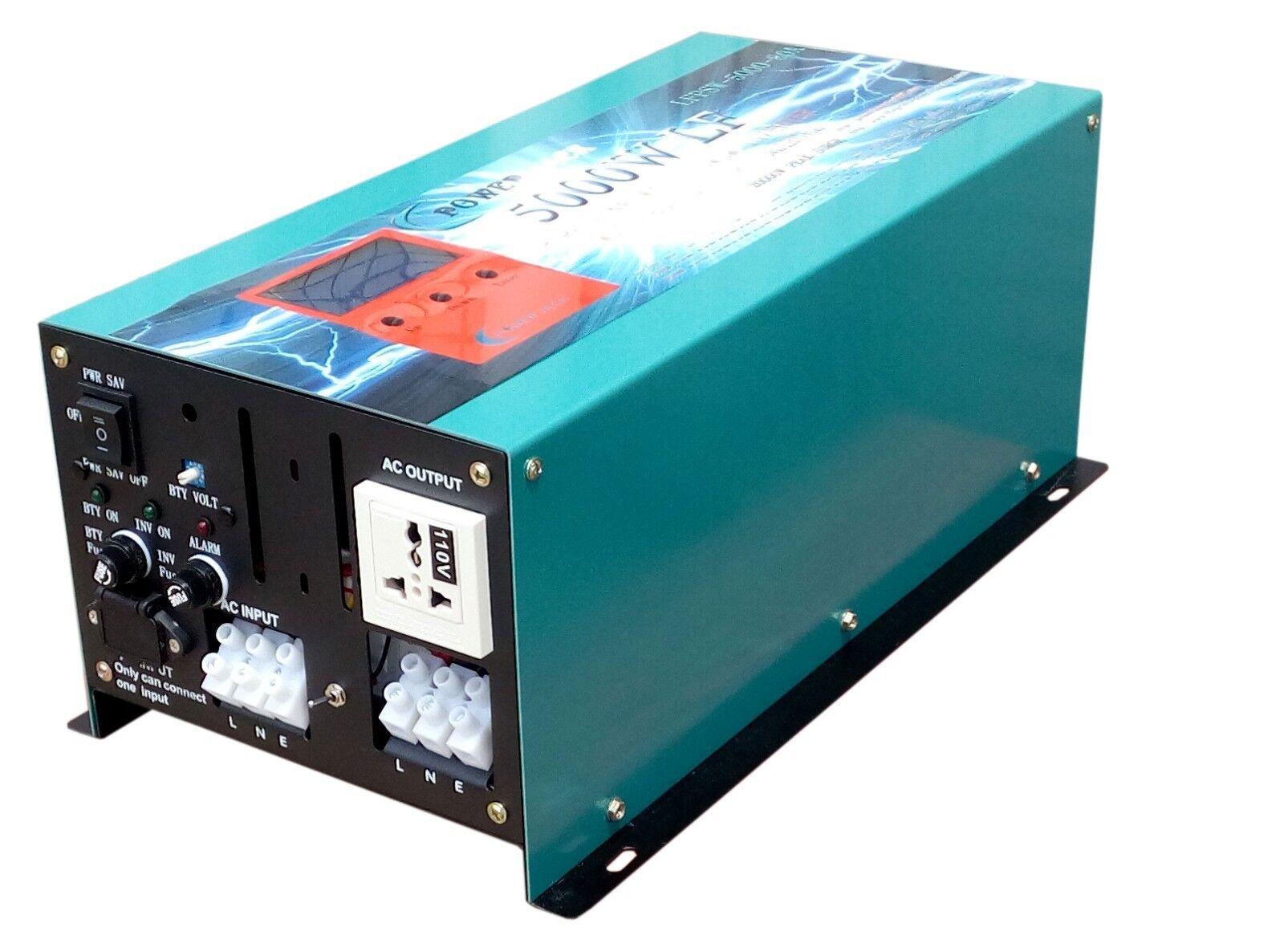 s l1600 5000w pure sine wave inverter ebay  at mifinder.co