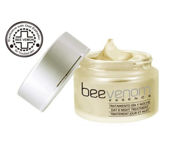 50 ml Luxus Bienengift+Hyaluronsäure BIO Gesicht Creme Anti Aging Hauterneuerung