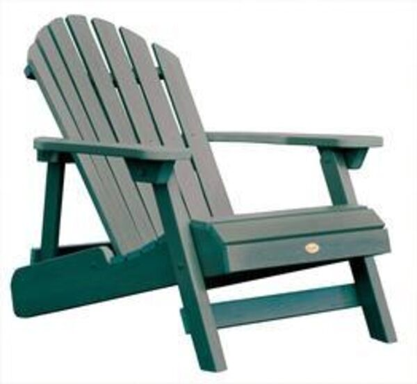 Highwood Hamilton Folding And Reclining Adirondack Chair Adult Size