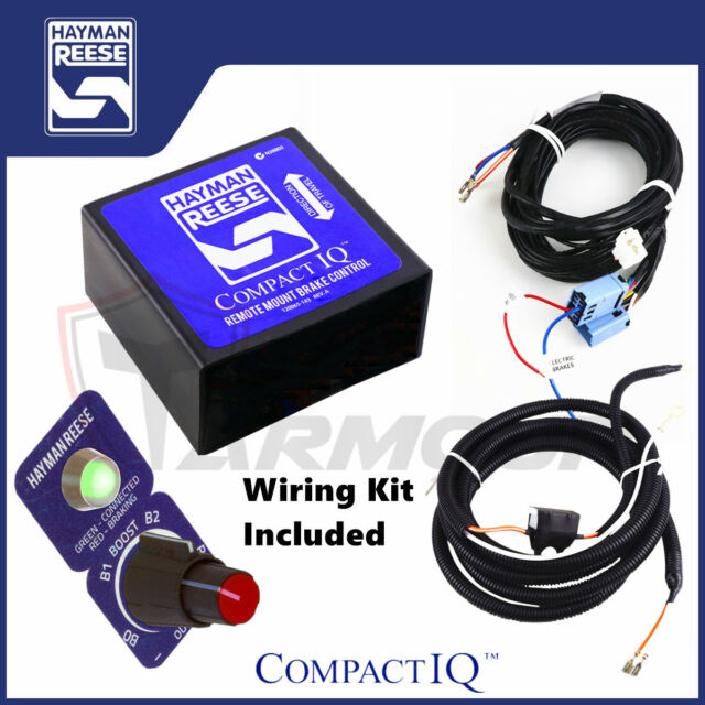Hayman Reese Compact Brake Controller Wiring Diagram - Wiring Solutions