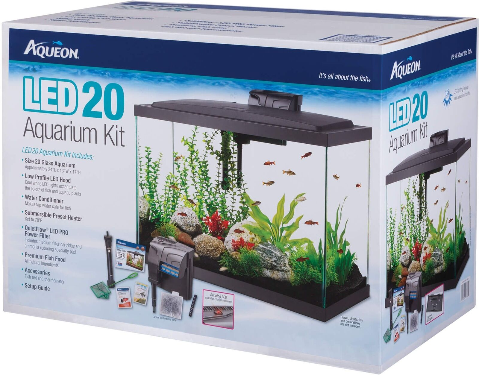 led the reef aquarium of smart owning light lights global future tech