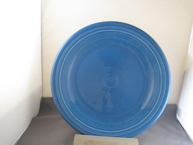 Fiesta Dinner Plate 10 1/2\  in Lapis Homer Laughlin Fiesta & Fiesta Lapis 10 1/2-inch Dinner Plate | eBay