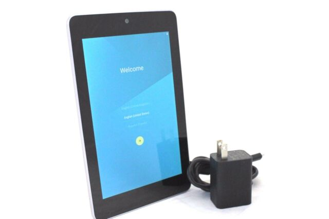 Nexus 7 (1st Generation) 32GB, Wi-Fi, 7in - Brown  (37-6D)