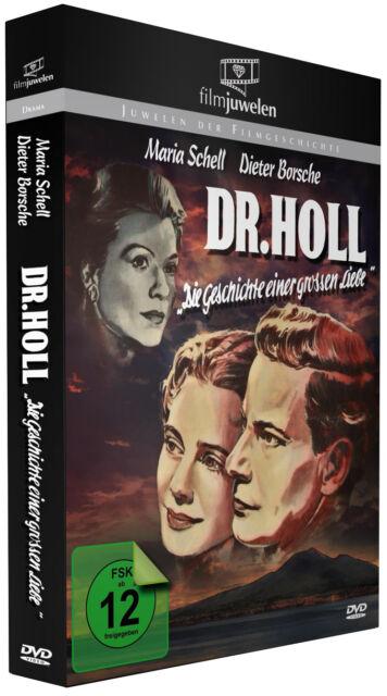 Dr. Holl - Die Geschichte einer großen Liebe - Maria Schell - Filmjuwelen DVD
