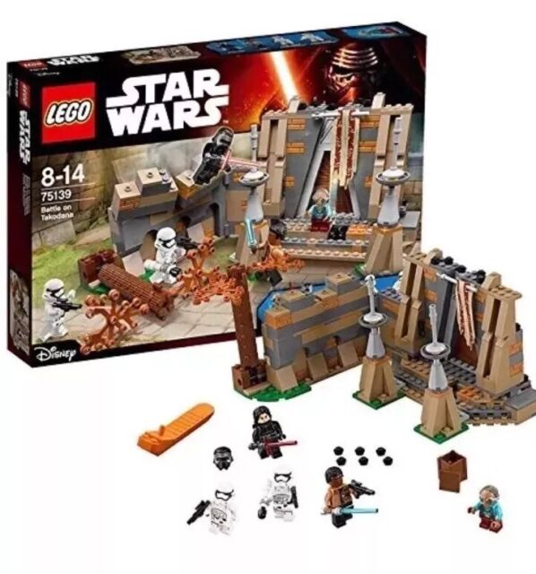 NEW LEGO Star Wars Battle on Takodana 75139 Brand New Sealed