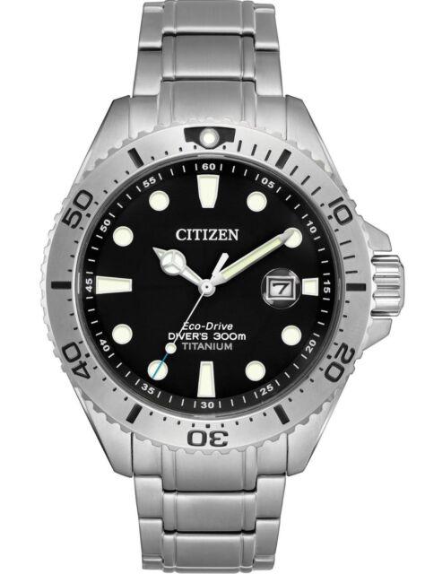Citizen bn0141 53e men 39 s limited edition promaster titanium 300m dive watch ebay - Citizen titanium dive watch ...